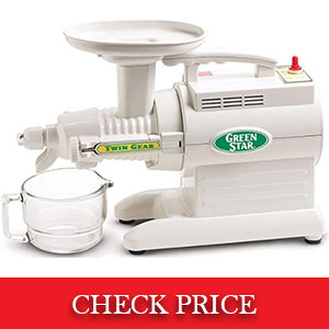 Tribest GS-1000 Carrot Juicer