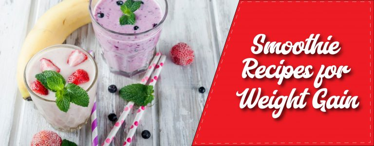 Smoothie Recipes For Weight Gain-01