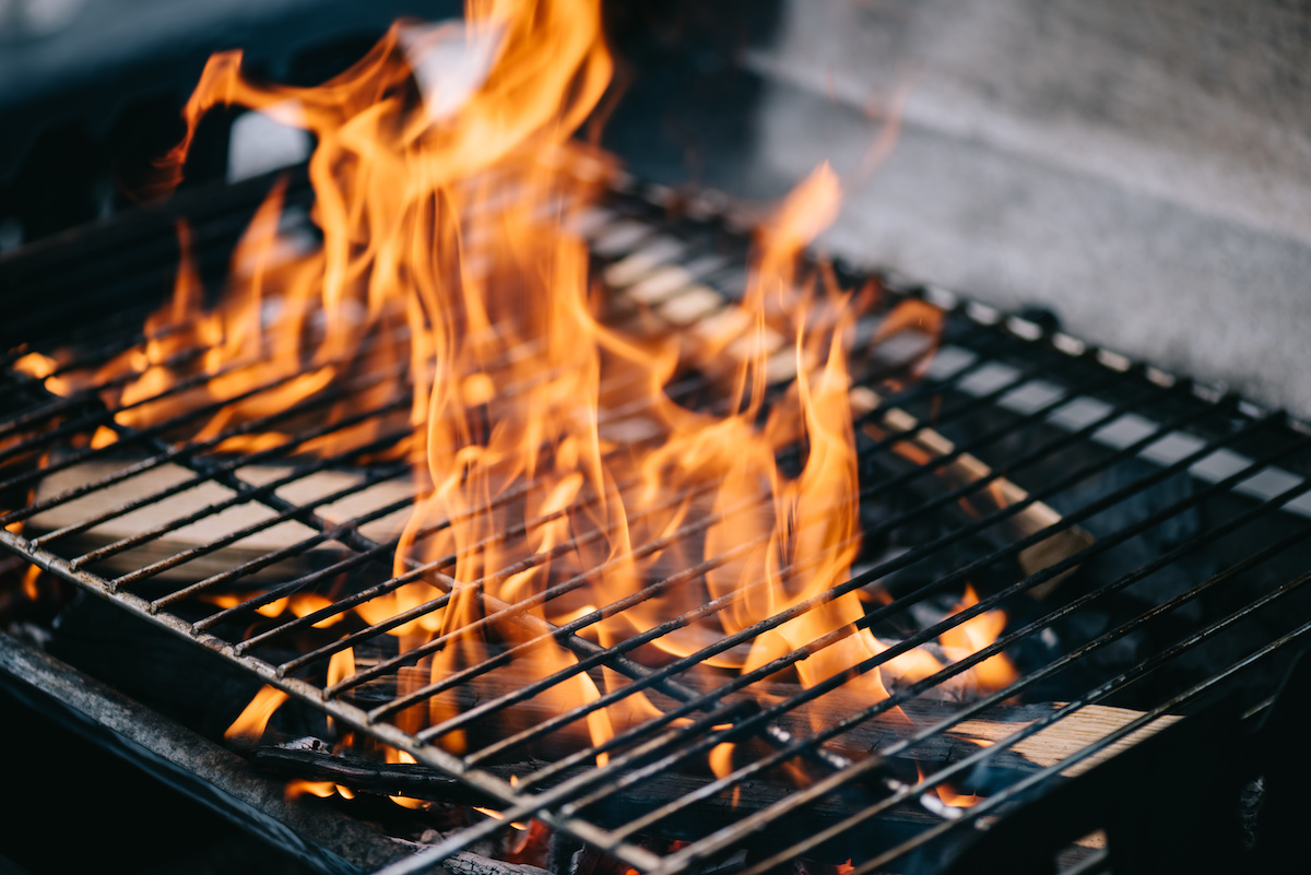 Safety Tips While Grilling And Making Charcoal