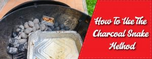 How To Use The Charcoal Snake Method